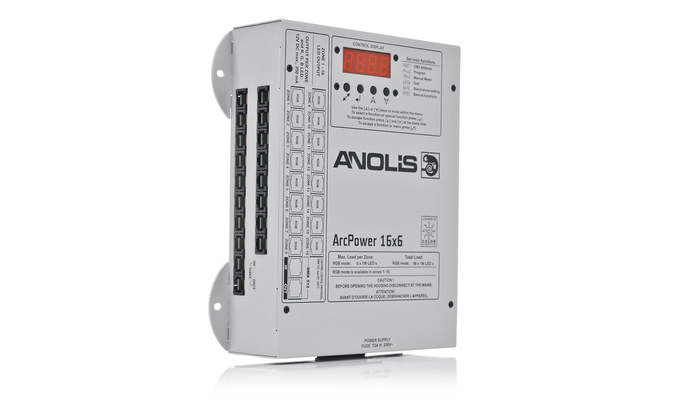 ArcPower™ 16x6