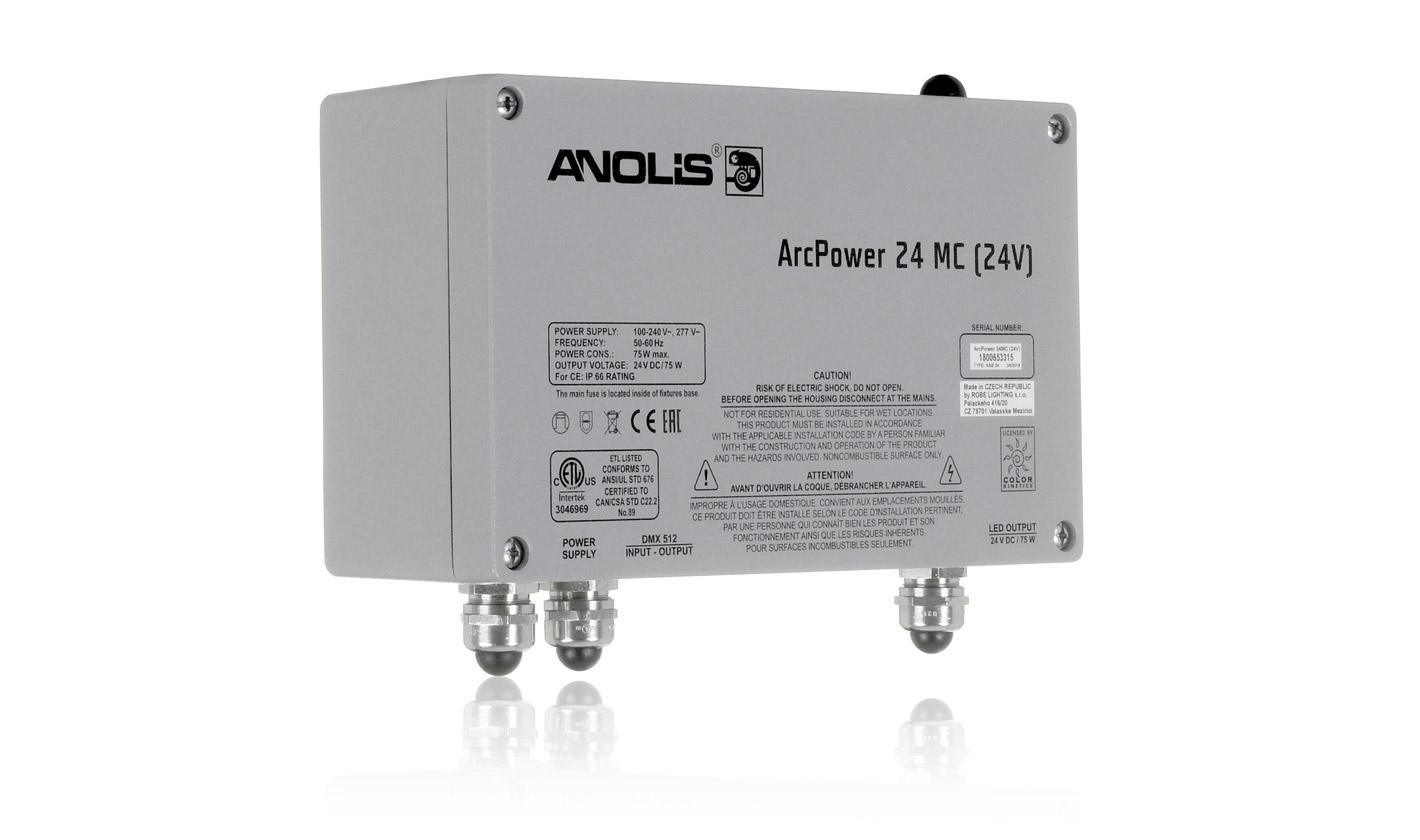 ArcPower™ 24MC (24V)