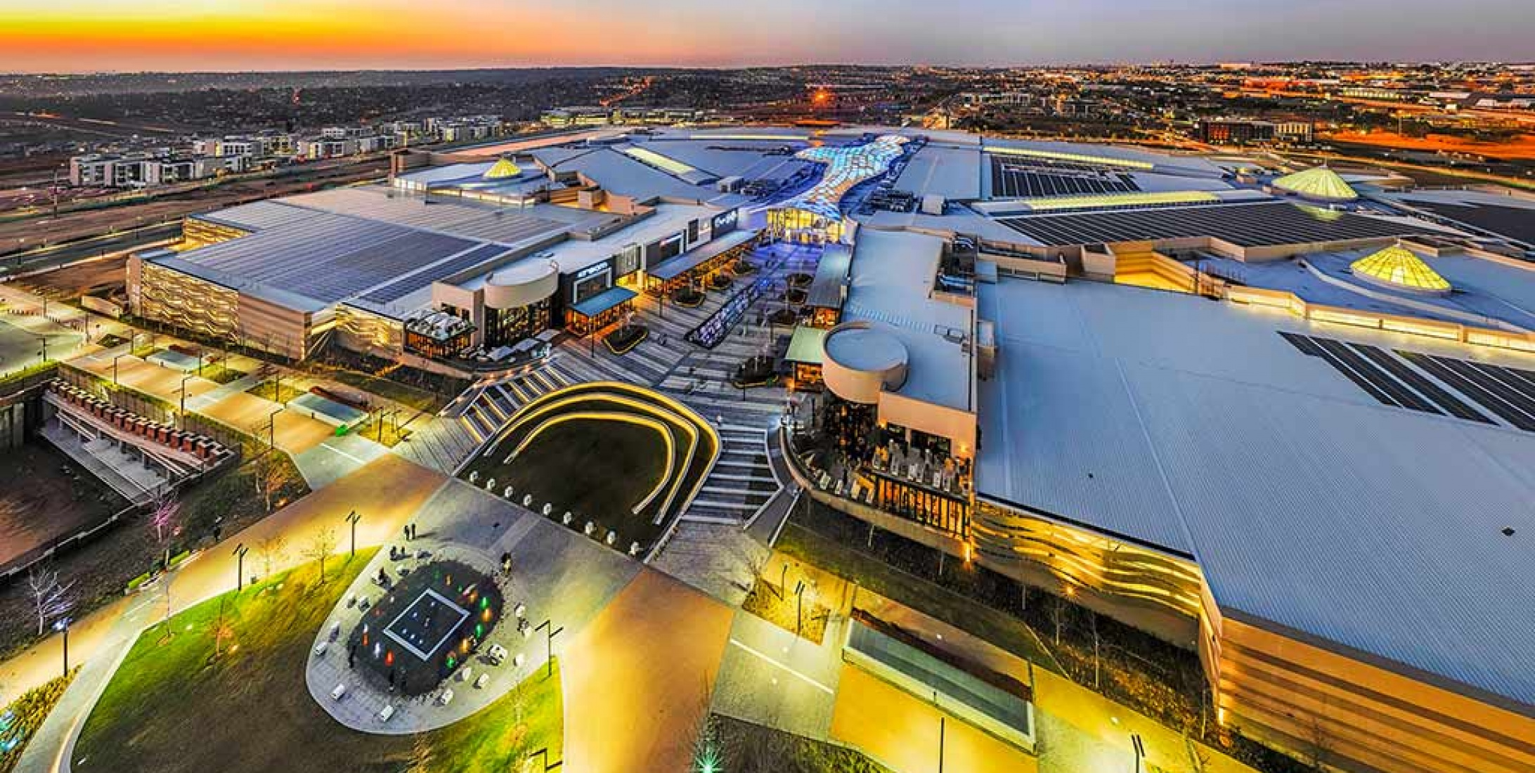 Mall of Africa South Africa | Anolis LED Lighting