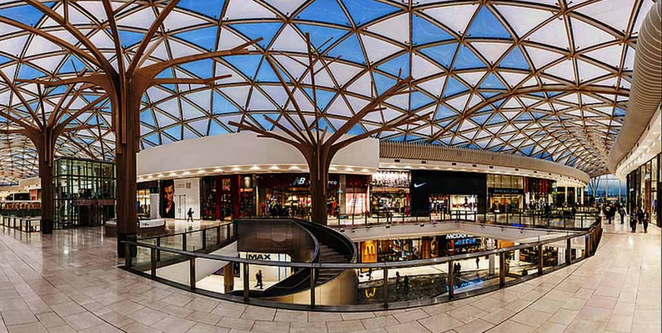 Mall Of Africa South Africa Anolis Led Lighting